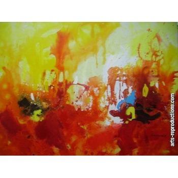 peinture huile abstrait jodnp067 tableau tableaux abstraits arts reproductions peinture l. Black Bedroom Furniture Sets. Home Design Ideas