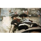 Reproduction tableaux de peintre Tissot046