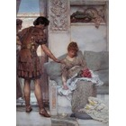 Vente reproduction peintures Tadema025