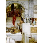 Reproduction tableaux de maitre Tadema015