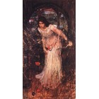 Copie de tableaux de peintres Waterhouse028