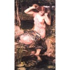 Reproduction de tableaux de peintre Waterhouse017
