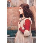 Reproduction tableau de peintre Waterhouse013