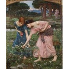 Reproduction tableaux de peintre Waterhouse012