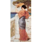Copie tableau art Godward024
