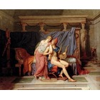 Reproduction de tableaux anciens David033