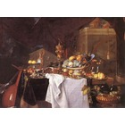 Reproduction oeuvre Jean_Baptiste_de_Heem_table