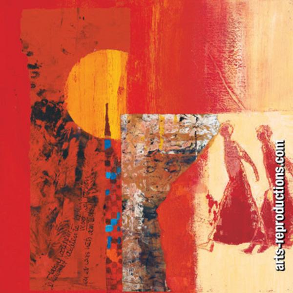Oeuvre d art moderne new 297 tableau tableaux abstraits - Tableau d art moderne ...