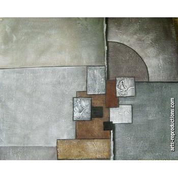 Tableau art contemporain pas cher jondp769 tableau tableaux abstraits arts re - Art contemporain pas cher ...