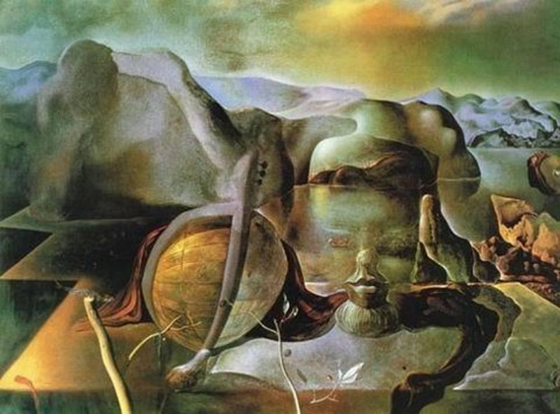 Peinture Trompe L Oeil Tableau tableau peinture à l'huile rayon x homme 3 tableau tableaux rayons x