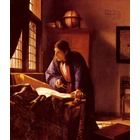Tableau reproduction Vermeer25
