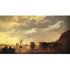 Copie tableau art Cuyp012