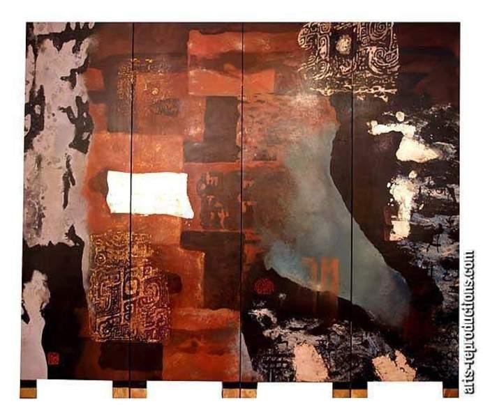 reproduction tableaux sur toile kin076 tableau grands ma tres contemporain kinkade thomas arts. Black Bedroom Furniture Sets. Home Design Ideas