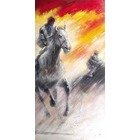 Vente tableaux reproductions Cavaliers 3