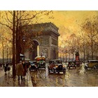 Vente reproduction peinture Paris 10