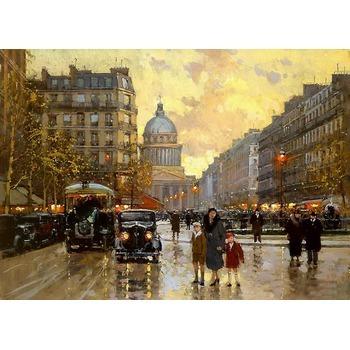 Vente tableaux reproductions paris 12 tableau tableaux paysages villes arts reproductions - Magasin reproduction tableau paris ...