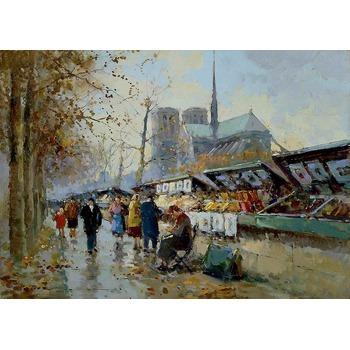 Vente tableau art paris 17 tableau tableaux paysages villes arts reproductions peinture l - Magasin reproduction tableau paris ...