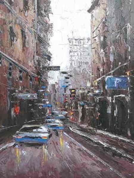 Reproduction toiles paris 29 tableau tableaux paysages villes arts reproductions peinture l - Magasin reproduction tableau paris ...