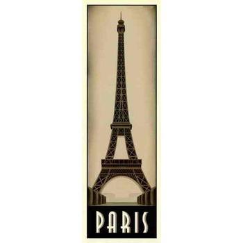 Repo tableau la tour eiffel de paris tableau tableaux paysages villes arts reproductions - Magasin reproduction tableau paris ...