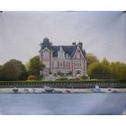 Reproduction portrait Chateau