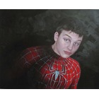 Copie portrait Customisation Spiderman