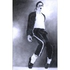 Reproduction toile portrait Michael Jackson1bis