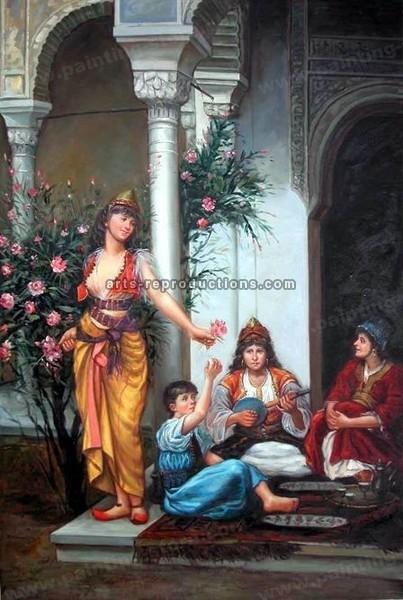 toile peinture abstrait visage de femme 3 tableau tableaux pop art arts reproductions peinture. Black Bedroom Furniture Sets. Home Design Ideas