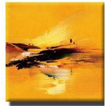 reproduction tableaux  paysages peinture relief sur toile ciabstracta
