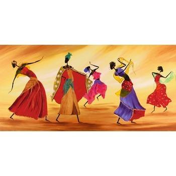 Tableau Peinture à l\'huile Afrique Africain 26 tableau ...