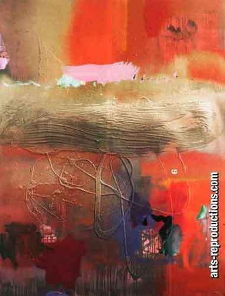 Tableau art contemporain CIabstractAb-15