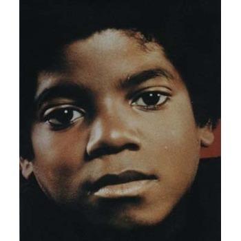 Portrait Peinture à l'huile Michael Jackson