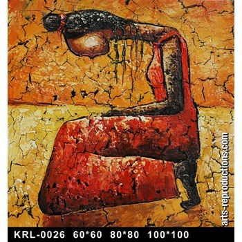 Peinture art moderne krl 0026 tableau tableaux peintures for Art moderne peinture