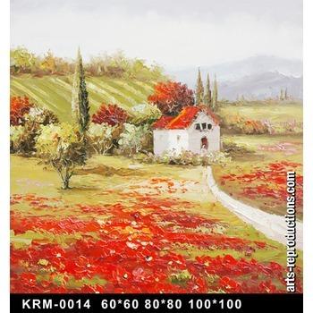 Reproduction Tableaux Modernes Krm 0014 Tableau Tableaux