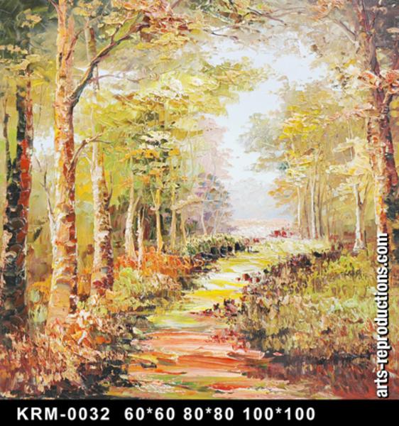 peinture toile de lin yvab1531 tableau tableaux paysages arts reproductions peinture l huile. Black Bedroom Furniture Sets. Home Design Ideas