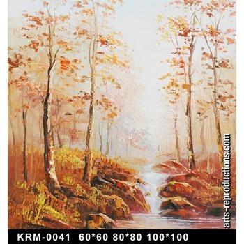 tableau art abstrait krm 0041 tableau tableaux paysages arts reproductions peinture l huile. Black Bedroom Furniture Sets. Home Design Ideas