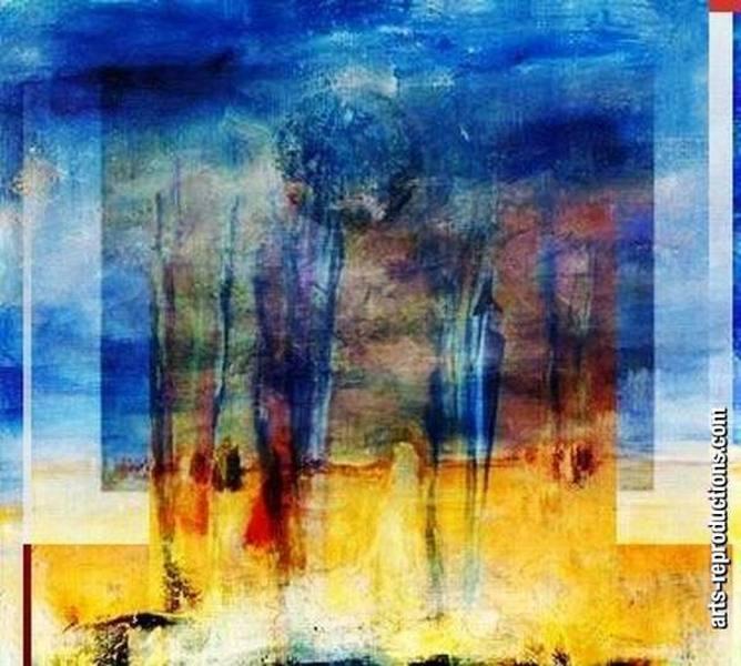 Vente tableau decoration new 119 tableau tableaux for Peintres abstraits