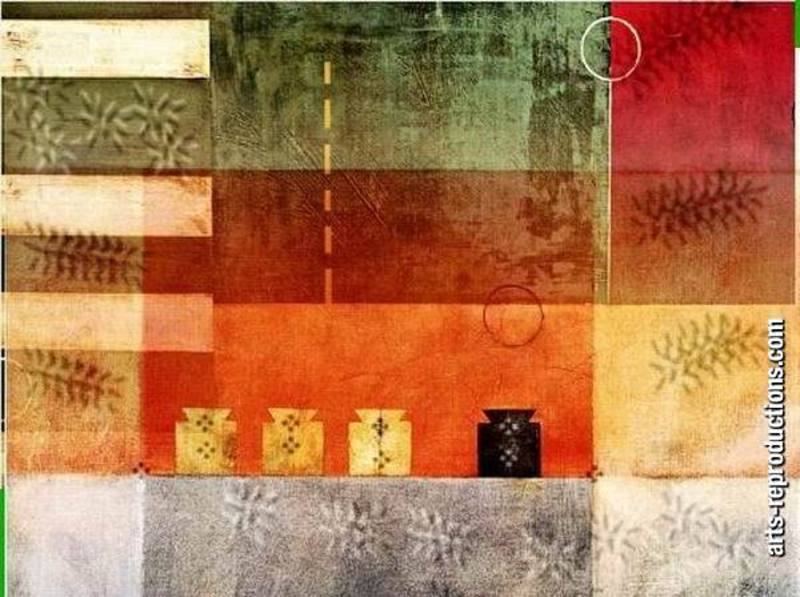 Tableau toile deco LY07abstract096