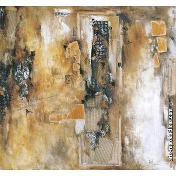 Peinture Moderne Sur Toile Ly07abstract136 Tableau