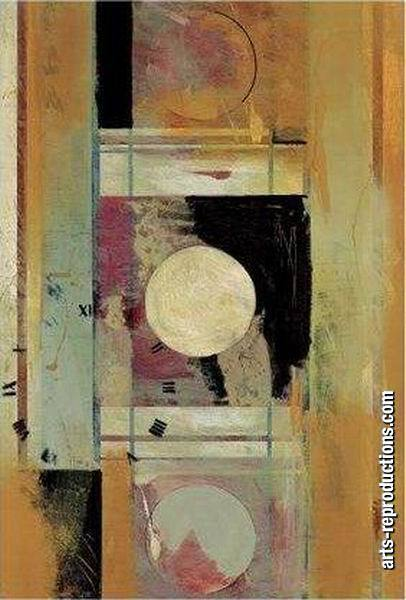 Reproduction tableau abstrait LY07abstract166