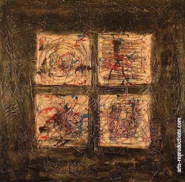 copie tableau de peintre cez160 tableau old impressionisme cezanne paul arts reproductions. Black Bedroom Furniture Sets. Home Design Ideas