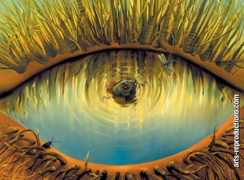 Célèbre Oeuvre d art peinture LY07abstract404 tableau Tableaux Paysages  US36