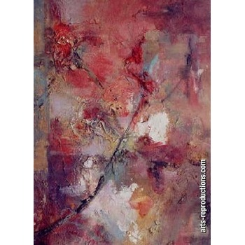Vente reproduction peinture sur toile LY07abstract421