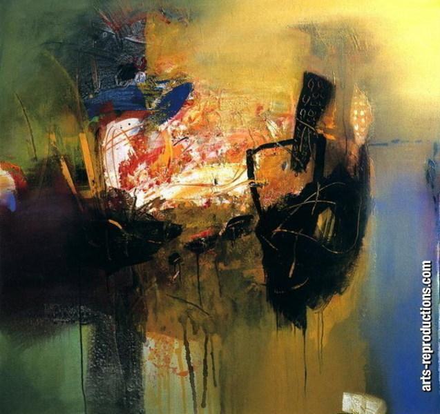 Peinture peintre boucher003 tableau rococo boucher for Boucher peintre