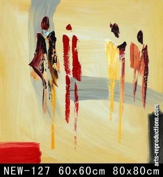 Peinture Copie Le Visage Tableau Tableaux Personnages Arts