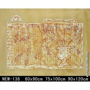 tableau moderne pas cher new 138 tableau tableaux abstraits arts reproductions peinture l. Black Bedroom Furniture Sets. Home Design Ideas