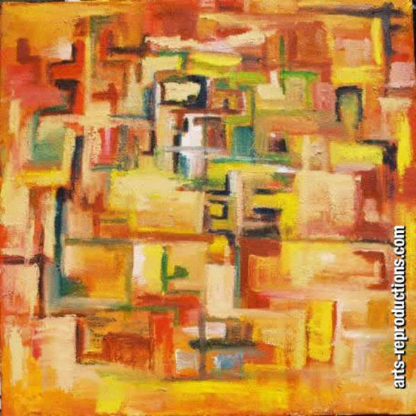 Vente tableau abstrait RIabstract001