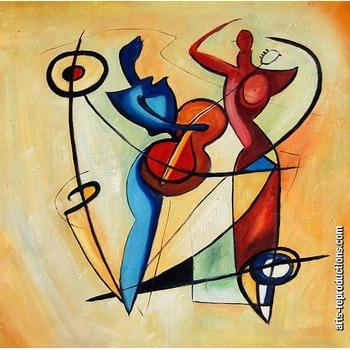 tableau art contemporain pas cher riabstract136 - Tableau Contemporain Pas Cher