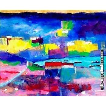 Tableau peinture sur toile ciabstractab69 tableau tableaux for Reproduction tableau sur toile