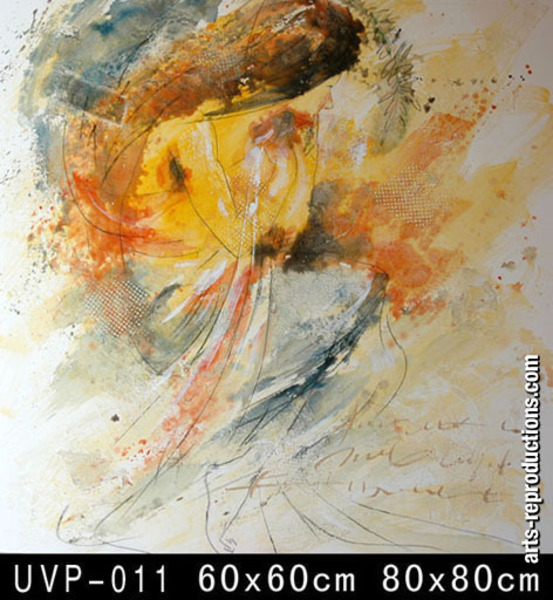 Tableau a huile UVP-011