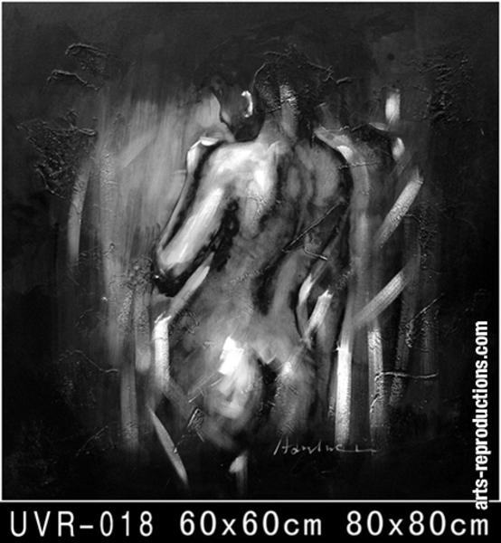 Tableau de peinture abstrait YVAb2120 tableau Tableaux